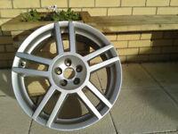 "SEAT LEON CUPRA R MK1 Alloy Wheel 18"""