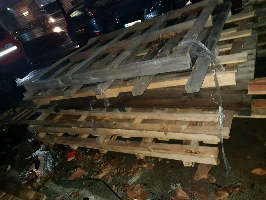 Scrap wood/broken pallets | in Basildon, Essex | Gumtree