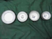 Johnson Brothers/Bros Manorwood Earthernware Dinner Plates, Bowls etc