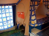 Raclet Floreal Trailer Tent - Immaculate Condition