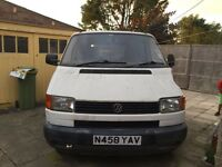 VOLKSWAGEN VAN FOR SPARES AND REPAIRS, OFFERS WELCOME
