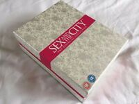 Sex and the city complete collection 1-6 dvd boxset for sale