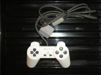 Genuine Sony Playstation 1 rare white controller SCPH-1080 PSOne