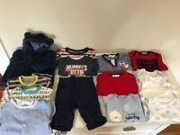 3-6 months baby clothes Excellent condition great batch