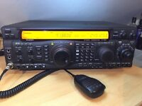Yaesu FT920 HF & 50MHz 100W Ham Radio For Sale