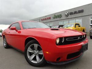 2015 Dodge Challenger SXT--Bluetooth, 8-Speed--High River Albert