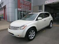 2007 Nissan Murano SE AWD LEATHER, SUNROOF