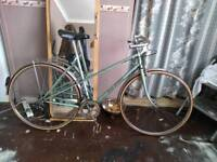 Vintage French cycle