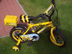 Bicycle with stablizers for sale
