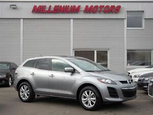 2011 Mazda CX-7 GS AWD / LEATHER / SUNROOF / ONLY 69,000 KM