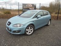 2010 Seat Leon S 1.9Tdi 5dr - 116,000 miles - Finance Available