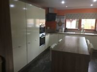 25 Brand New Ashley Ann Kitchen Unit Doors - Cost £1250