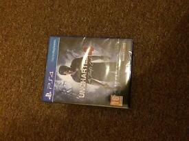 Uncharted 4 PS4 BRAND NEW, UNOPENED