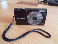 Canon Powershot A2300 HD Digital Camera 16.0 MP 5x Optical Zoom