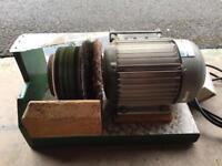 Kurt Koch fine grinding and sharpening system