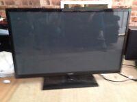 "43"" Samsung plasma tv for sale"