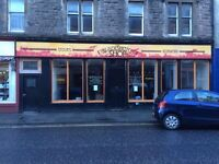 Double Fronted Shop Unit to let in Longrow on Main A83