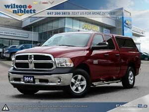 2014 RAM 1500 ST ACCIDENT FREE