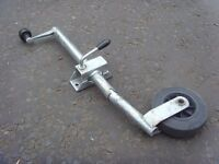 Trailer Jockey Wheel with Clamp 34mm