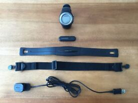 Garmin Forrunner 405 - Running GPS Watch with Heart Rate Monitor
