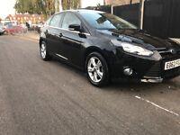Ford Focus 2012 1.6 Zetec very low mileage !!!