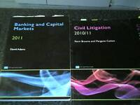 Law Books LLB over 35 of them