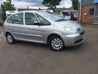 FAMILY CAR-🚗2006 CITROEN XSARA PICASSO 1.6 PETROL- MOT TILL FEB. 2018/ NO ADVISORY-- GOOD CONDITION