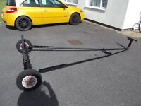 Galvinised Boat Trailer- 14 Foot and upwards.