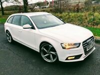 ✅2013 Audi A4 2.0 Tdi Technik,Black Edition Spec✅Finance Available