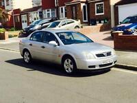 Vauxhall Vectra 1.8, Long MOT, Service History, Cheap 4 Insurance, Excellent 5 Door Car
