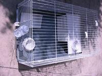 Indoor Rabbit / Guinea Pig Hutch