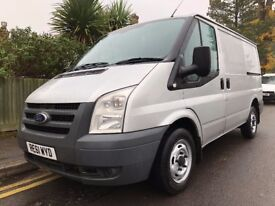 2011 Ford Transit 2.2 TDCi 115 Duratorq 260 S Air Conditioning Low Roof Panel Van