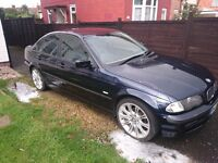 BMW E46 318i Breaking for spares