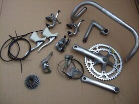 SHIMANO RX 100 / LX SPORT GROUPSET
