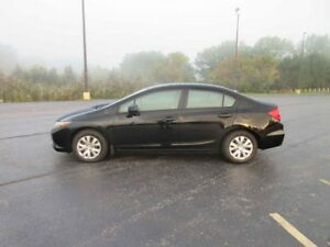 2012 Honda CIVIC DX FWD