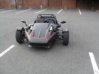 BATMOBILE ROAD LEGAL 2014 CAR QUAD BIKE TRIKE GO KART