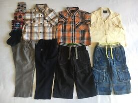 Bundle of Clothes Size 12 to 18 Months From Next