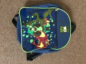 Ben 10 Alien Force Children's Backpack