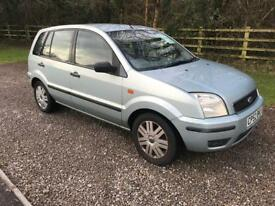 Ford Fusion 52/2003 new mot debit/credit cards accepted