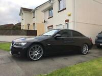 BMW E92 325D Coupe - 114k miles £4900