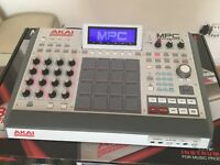 Akai MPC Renaissance + BOX and Original CD's