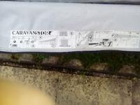 fiamma caravanstore 410 sun canopy