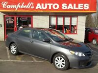 2013 Toyota Corolla SUNROOF!! AUTO!! HEATED SEATS!! CRUISE!! AIR