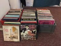 Vinyl Record Job Lot Collection