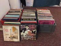 Vinyl Record Job Lot Collection