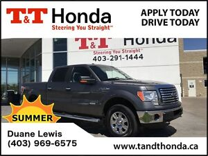 2011 Ford F-150 XLT *Local Truck, No Accidents, Running Boards*
