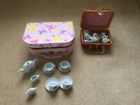 Children's Porcelain Tea Sets