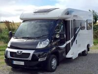 Bailey Approach 625 Autograph 2 berth low profile motorhome with rear lounge and spacious washroom