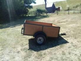 Car camping traler 4'/5'
