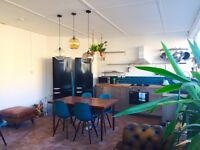 Large Double in Beautiful New Warehouse Conversion - Manor House, Clapton, Seven Sisters, Hackney